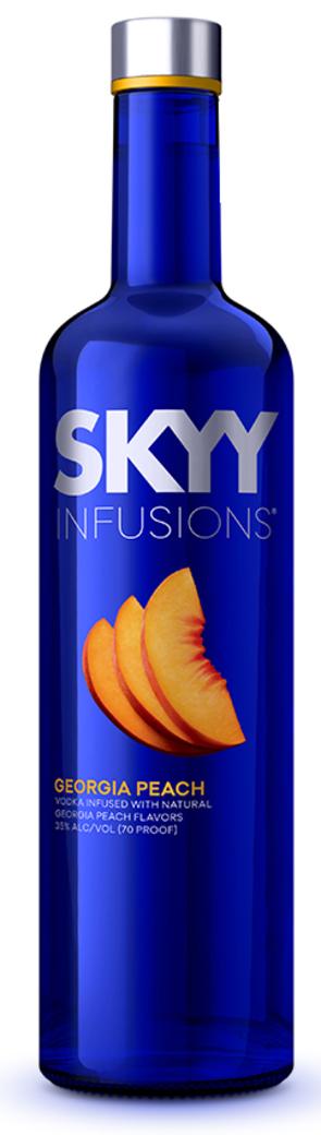 Skyy Infusion Peach 750cc