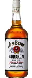 Whiskey Jim Beam White 1 Litro