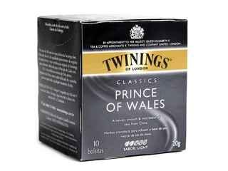 Te Twinings Prince Of Wales 10 Bolsitas