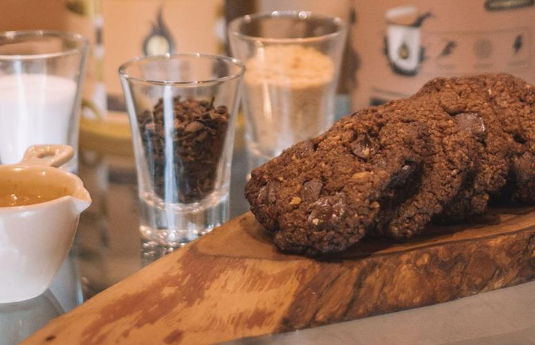 Receita: super cookie de SuperCoffee