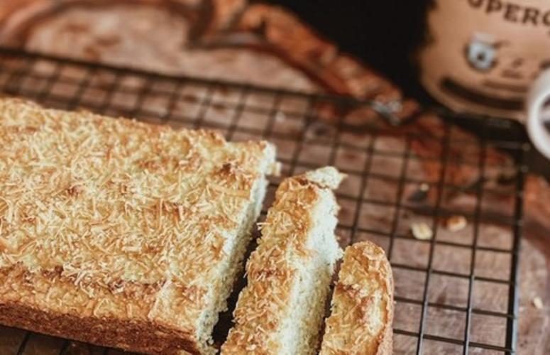 Receita: pãozinho de couve-flor com queijo