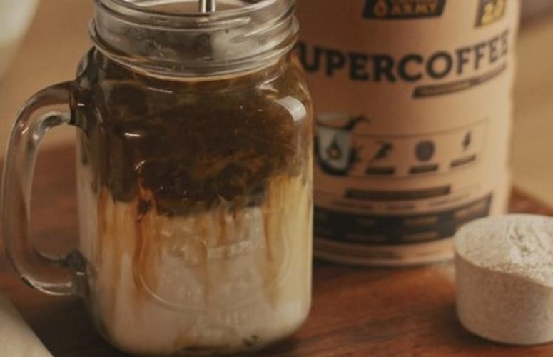 Receita: Iced creamy Supercoffee