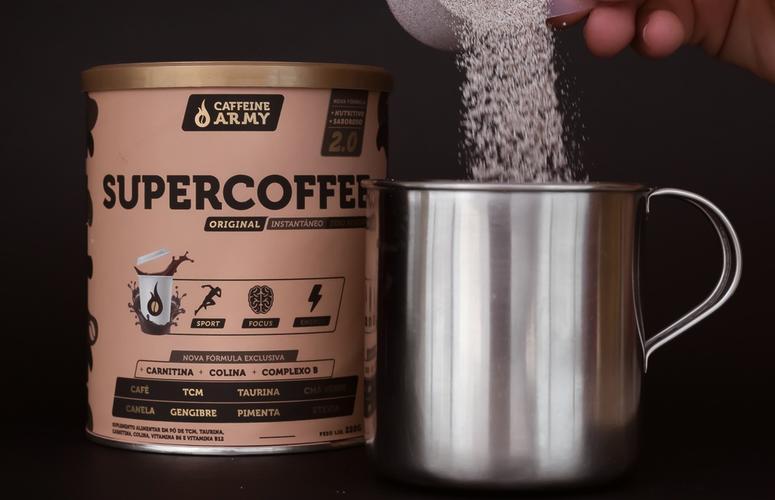 Porque o SuperCoffee 2.0 é o melhor termogênico do mercado