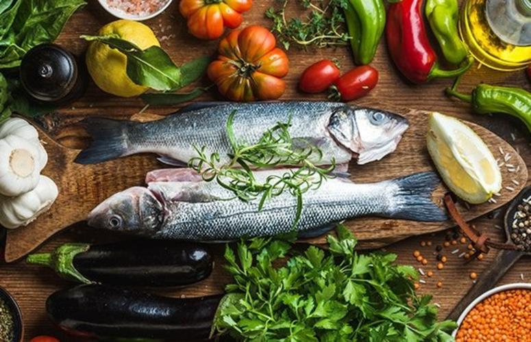 Lista completa de alimentos da dieta mediterrânea