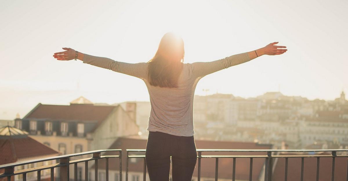 tomar sol é um hábito de autocuidado