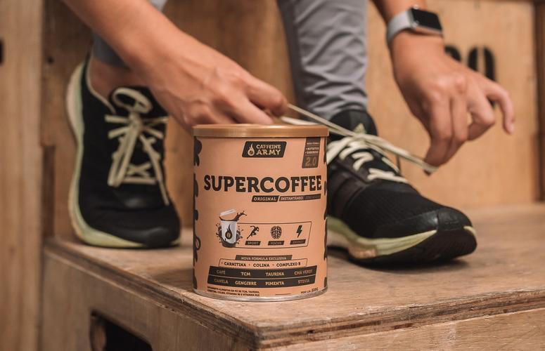 SuperCoffee 2.0: nunca foi tão fácil alcançar sua melhor versão.