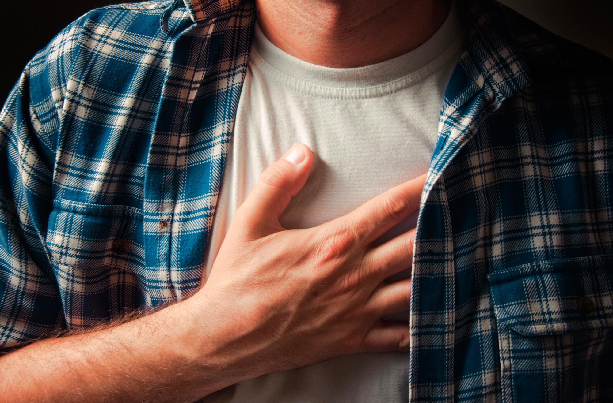 Principais sintomas da pressão alta