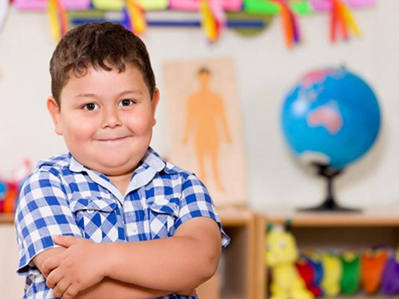 A obesidade infantil não é brincadeira e você precisa saber disso!