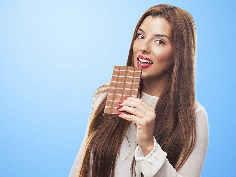 Conheça os benefícios do chocolate para a sua saúde