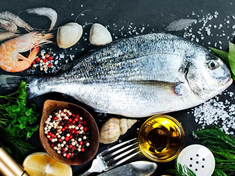 Benefícios do consumo do Peixe para a saúde