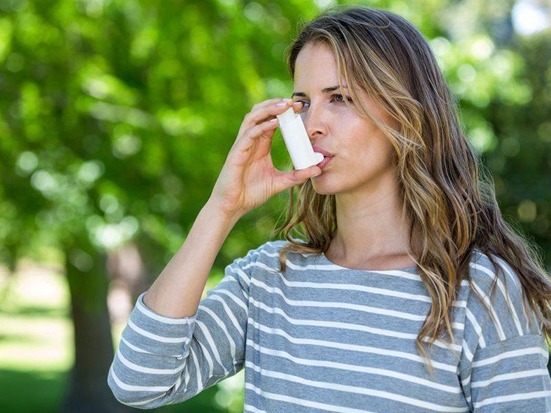Asma: prevenção, cuidados e tratamento.