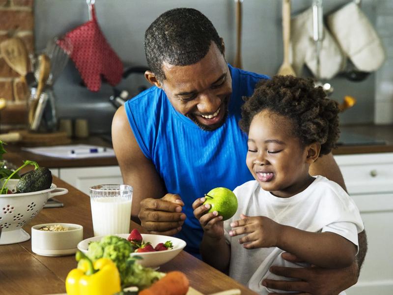 Alimentação dos pequenos: como não se descuidar na quarentena?