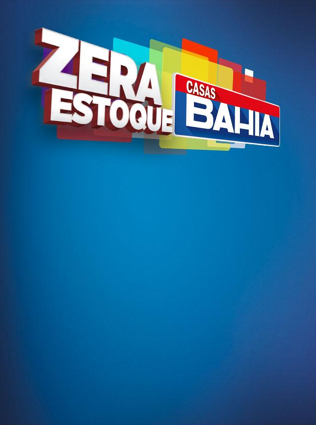 Casas Bahia - Zera Estoque