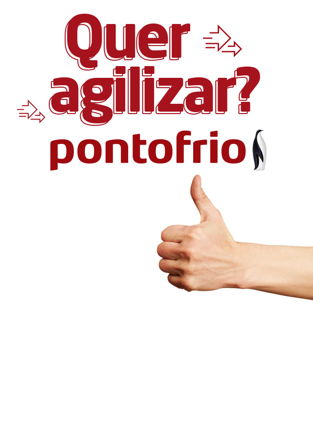 Pontofrio - Agiliza