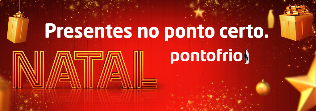 Pontofrio - Natal - Presente no Ponto certo