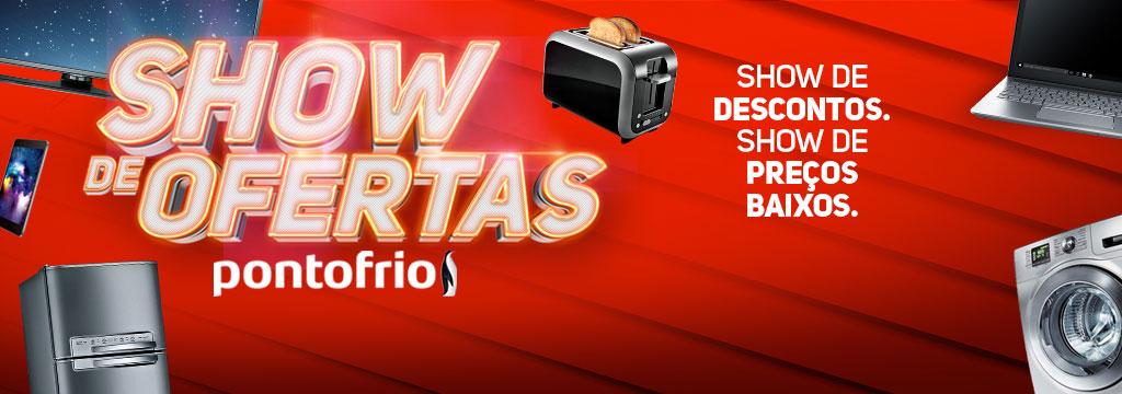 Pontofrio - Show de Ofertas