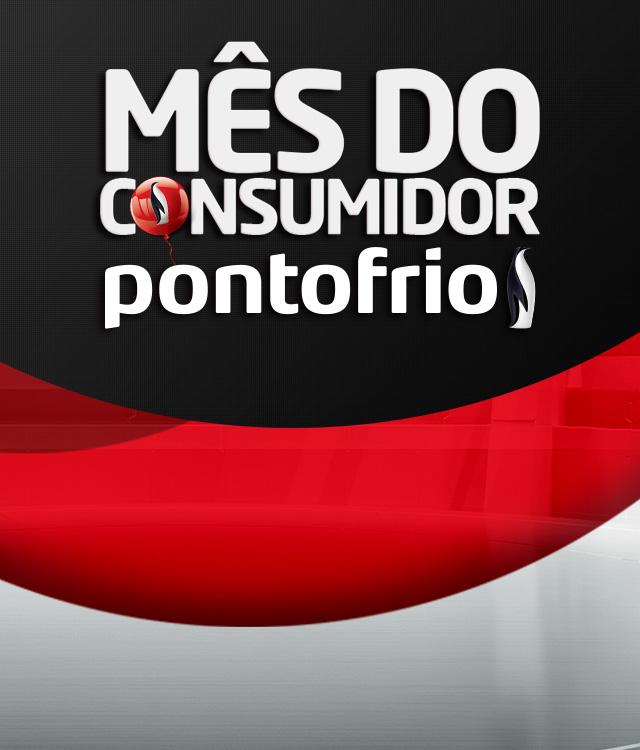Pontofrio - Mes do Consumidor
