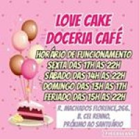 LOVE CAKE DOCERIA