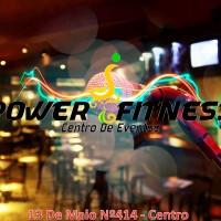 Power Fitness - Centro de Eventos