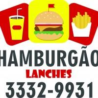 Hamburgão Lanches