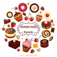 MUNDO DOCE - DOCERIA