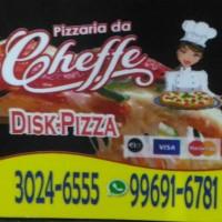 Pizzaria da cheffe