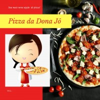 Pizza da Dona Jô