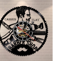 CLASSIUS CLAY BARBER SHOP
