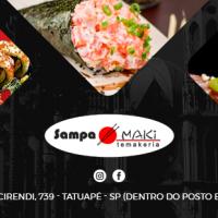 Sampa Maki Temakeria e Sushi