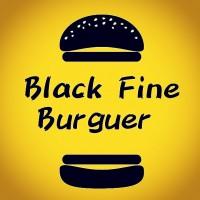 Black Fine Burguer