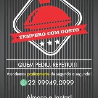 TEMPERO COM GOSTO