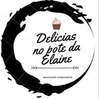 Delícias no pote da Elaine
