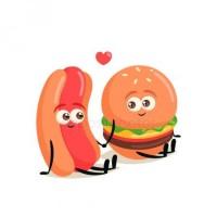 Hot dog do Fael