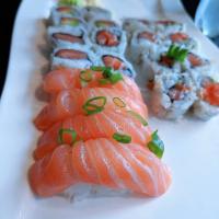 Watashi sushi delivery