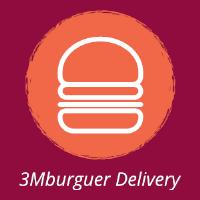 3Mburguer Delivery