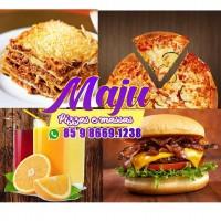 Maju Massas & Pizzas (WATSAPP (85) 98669-1238