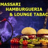 Hambúrgueria e tabacaria massari