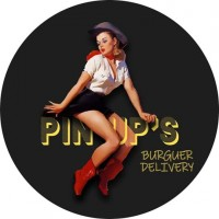Pinup's burger delivery
