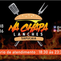 Na Chapa Lanches Sapucaia