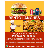 BENTO LANCHES