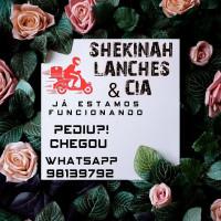 Shekinah lanches & Cia