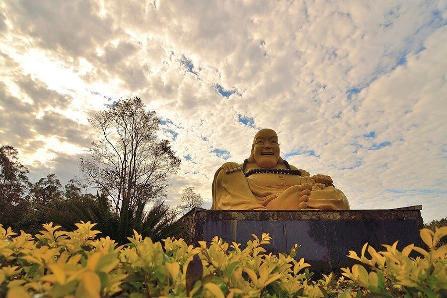 Templo budista foz do iguacu