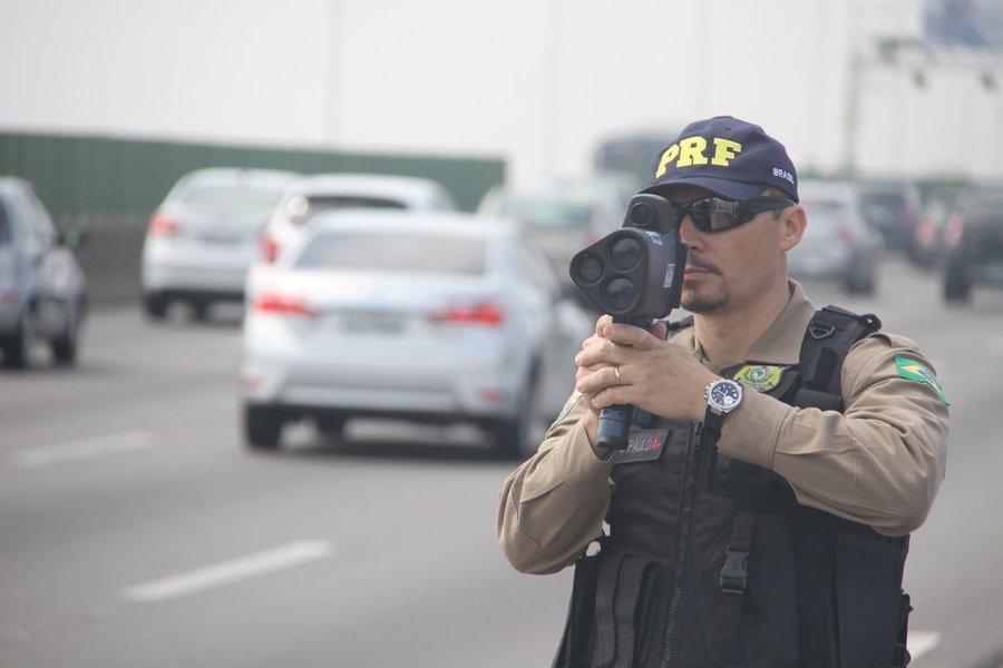 Prf deve retomar nesta segunda feira uso de radares m%c3%b3veis em estradas