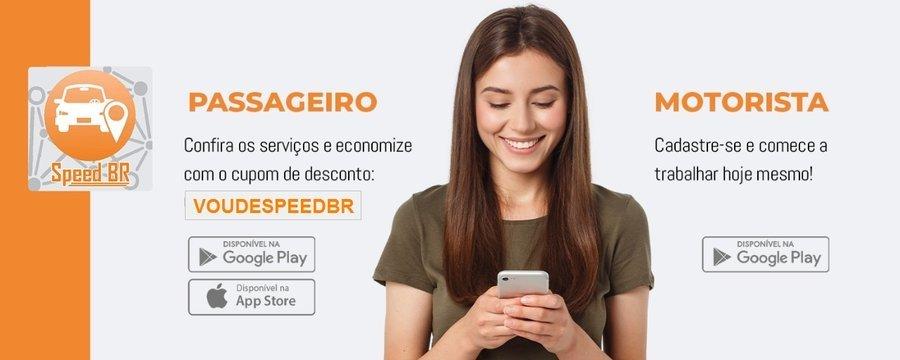 Speed br  aplicativo em que motorista ganha mais e passageiro paga menos  est%c3%a1 dispon%c3%advel em curitiba e regi%c3%a3o metropolitana