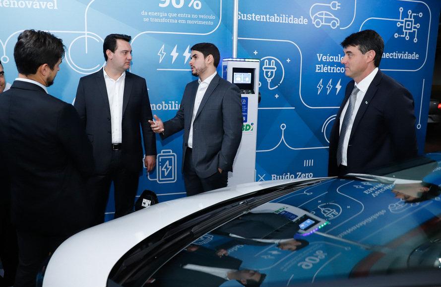 Pti e abdi fazem de curitiba vitrine de tecnologias de mobilidade urbana