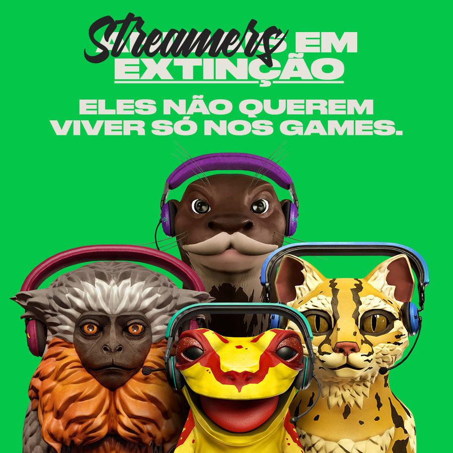 Casa de Notícias Greenpeace e gamers se unem contra desmatamento ...