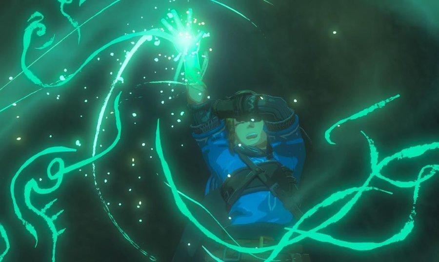 Zelda nintnedo
