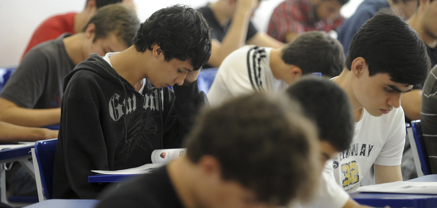 Estudantes wilson dias