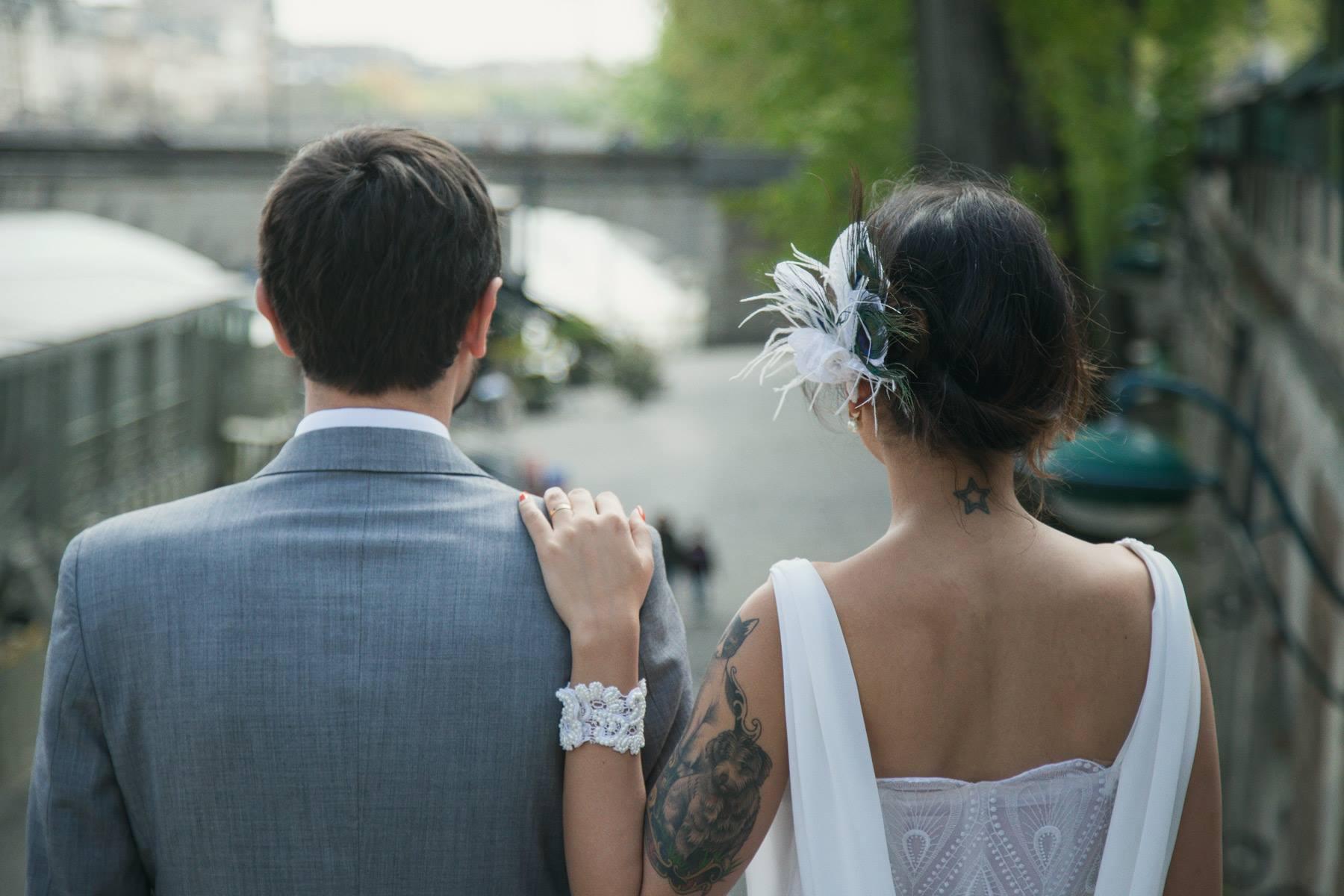 Cherish the Dress – Hélio e Carol Reine