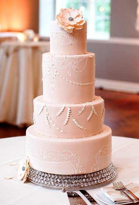 prettiest wedding cakes in the world os 25 bolos de casamento mais lindos para te ajudar a 18729